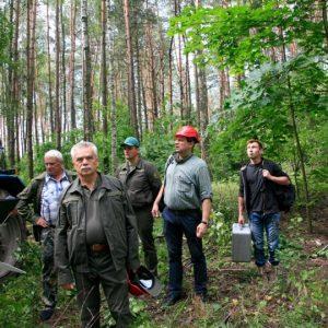Перехід на європейську систему обліку лісоматеріалів