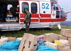 Подолати наслідки негоди на Заході країни допомагають ніжинські рятувальники