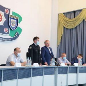 Поліцію Чернігівщини очолив новий керівник