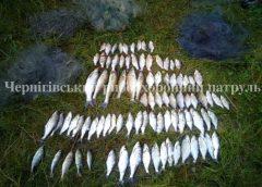 На Менщині викрили браконьєрів із забороненими знаряддями лову