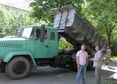 Чернігівщина: Любечани самотужки вимушені ремонтувати дороги