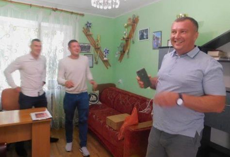 Олег Семінський про реабілітаційний центр для наркозалежних