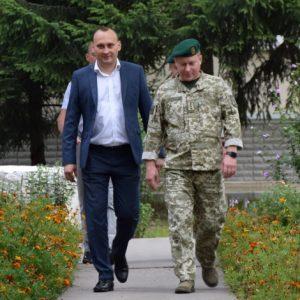 Прокурор зацікавився умовами тримання затриманих прикордонниками осіб