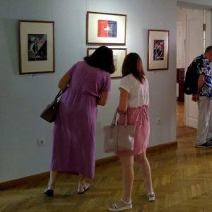 Відкриття виставки Чернігівського художнього музею у Києві