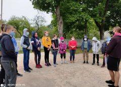 У Мезинському парку на Чернігівщині провели заходи «Ми за озон!»