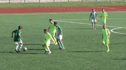 Футбол: серед команд вищої лігиЧернігівська «Юність» — у лідерах