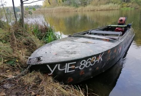 Двох рибних браконьєрів затримали на Чернігівщині