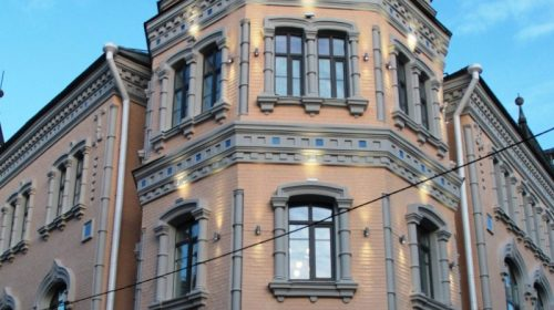 У Чернігові відновили реставраційні роботи обласної філармонії