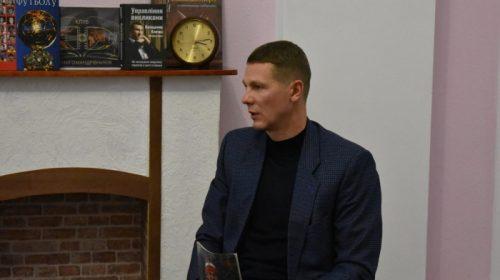 Відомий біатлоніст Андрій Дериземля — про спорт і літературу