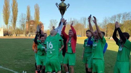 Фінальний матч футбольного Кубку Чернігівщини відбувся у Ніжині