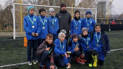 Футбольний турнір пам`яті Валерія Полєвого відбувся у Чернігові