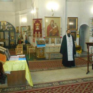 За Героїв, які полягли за Україну, помолилися у Чернігові