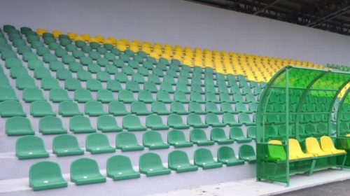 Сучасний стадіон «Юність» відкрився у Чернігові