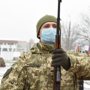 Захисників України вшанували на Чернігівщині