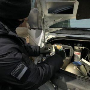 Контрабандну чорну ікру перевозив українець із Росії