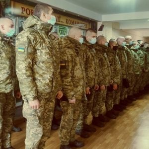 Прикордонники приймають строковиків призову «Осінь – 2020»