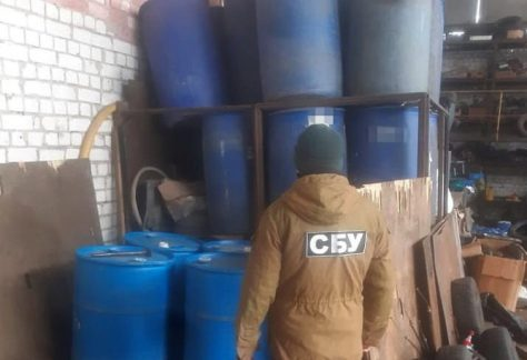 На Чернігівщині «накрили» алкогольно-нелегальний бізнес