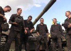 Яка підготовка потрібна воїнам-танкістам