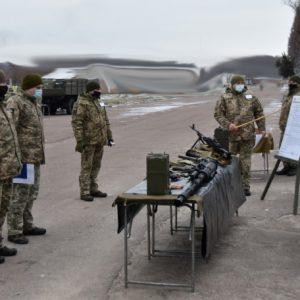 Війська оперативного командування «Північ» розпочали навчальний рік