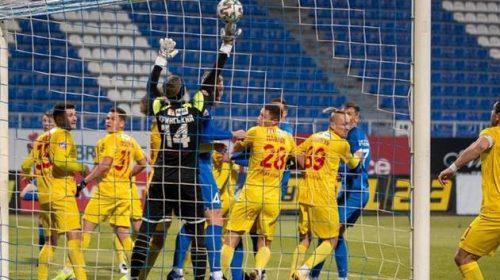 Чернігівські футболісти володіли територіальною та ігровою перевагою