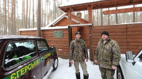 Перезимувати диким тваринам допомогли лісівники
