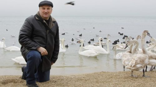 Фотомайстру Миколі Олексійовичу Тищенку ⸺ 60 років!