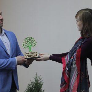 У Ніжині відбулася презентація проекту з озеленення України