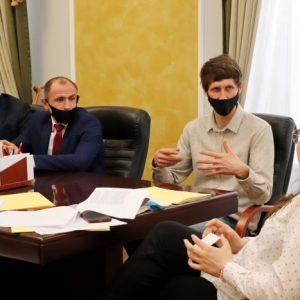 Серйозна розмова з екоактивістами відбулася у Чернігові