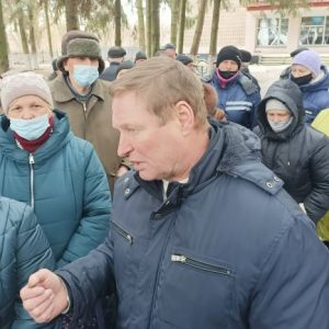 Бунт у Березнянській громаді через паї