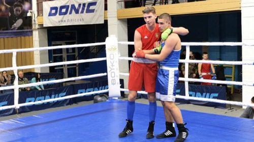 Ще один бій з чемпіонату Чернігівської області з боксу