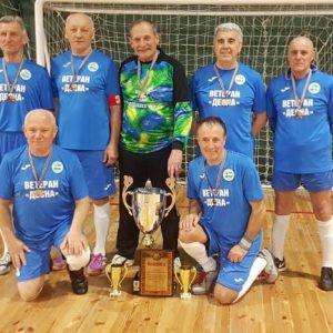 Ветерани чернігівської «Десни» — незмінні Чемпіони!