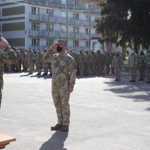 Зв`язківці відзначили шосту річницю створення військової частини