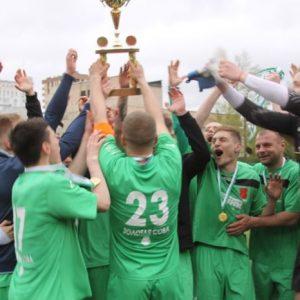 Володарями суперкубку Чернігівщини стали футболісти з Мени