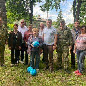 На Чернігівщині можуть з'явитися ще одні «Голубі озера»