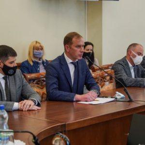 Головний еколог країни перебував на Чернігівщині