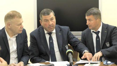 У Чернігові визначали президента Української асоціації футболу