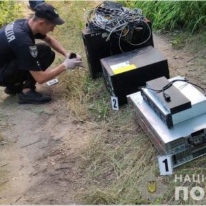 Зловмисники викрали обладнання вартістю 2 млн гривень