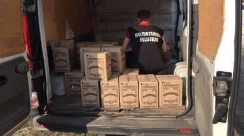 Незаконне виробництво горілки викрили у Чернігові